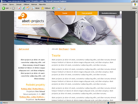 Abet Projects